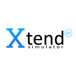 Logo extend simulator